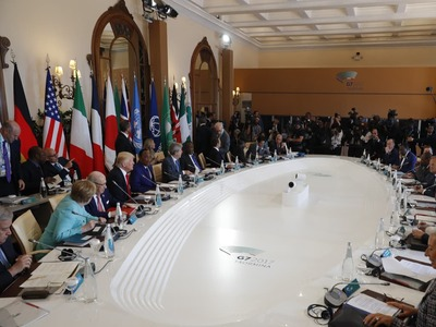 G7 strikes 'historic' agreement over global corporate tax