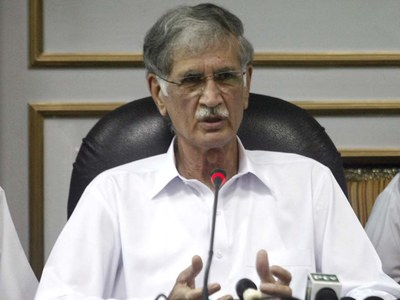 PDM lost credibility, turned into two-party alliance: Khattak