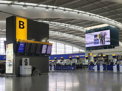 Heathrow Airport to use renewable jet fuel for first time