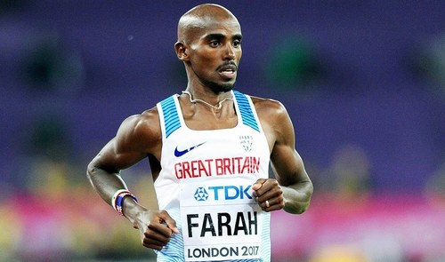 Farah fails to make Olympic 10k qualifying time