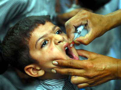 EOC Sindh to launch anti-polio campaign from 13th