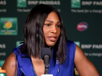 History-chasing Serena denied again at French Open as Federer withdraws