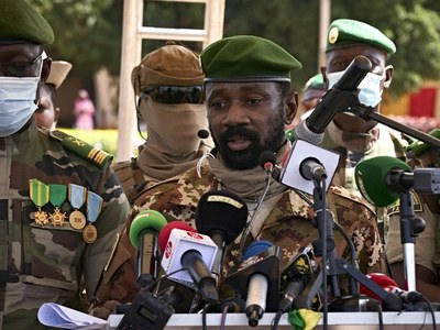 Mali's Assimi Goita: special ops commander turned strongman