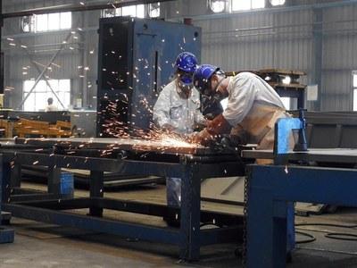 German industrial orders down as domestic demand falls