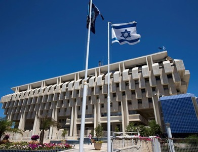 Bank of Israel bought $3bn of forex in May