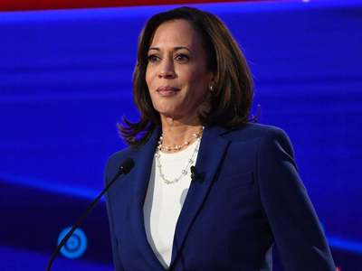 Harris says US wants to work with Guatemala to limit migration