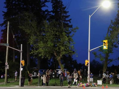 Muslim family of four killed in 'premeditated' Canada truck attack