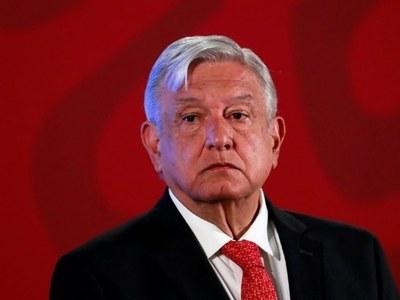 Mexico president upbeat despite election setback