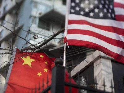 China warns US against trade deal with Taiwan