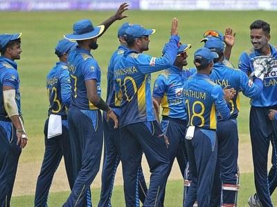 Sri Lanka names 24-member squad for England tour