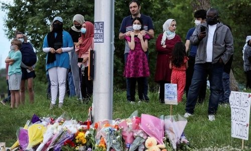 PM Khan denounces Canada attack as terror, calls for action against Islamophobia