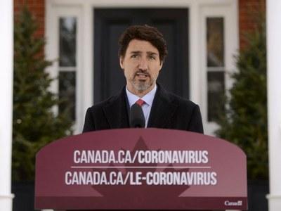 Trudeau calls killing of Muslim family 'terrorist attack'