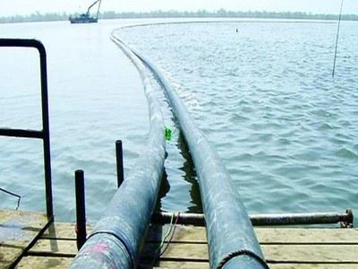 Tarbela Dam: water level reaches 36 feet above dead level