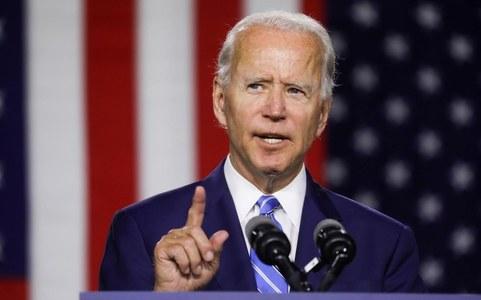 Biden leaves Washington to meet allies -- then Putin