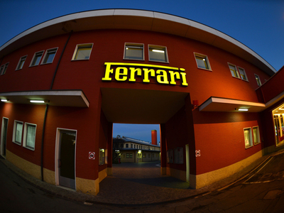 Ferrari turns to world of tech for its new CEO
