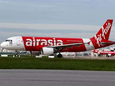 AirAsia has grounded around 90% of fleet amid COVID-19 surge