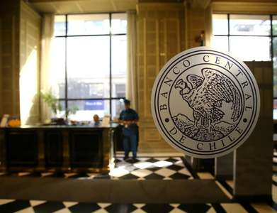 Chile's central bank raises predictions for 2021 growth, inflation