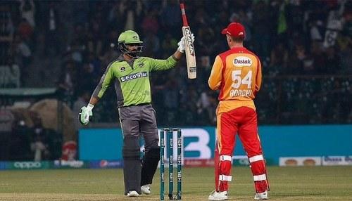 Match 15: Rashid Khan's last-over heroics help Lahore beat Islamabad