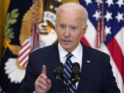 With G7 summit stop first, Biden embarks on 8-day Europe trip