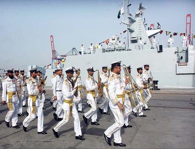 Navy appoints Rear Admiral Naeem Sarwar its new DGPR