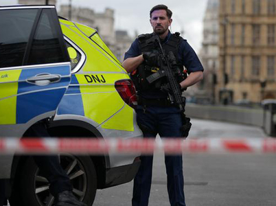 UK police evacuate hotel near G7 summit after hoax suspicious package