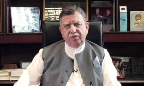 Pakistan not leveraging US military's support to win IMF concessions: Tarin