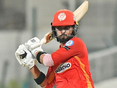 PSL 6: Faheem out of action for one week with hand injury