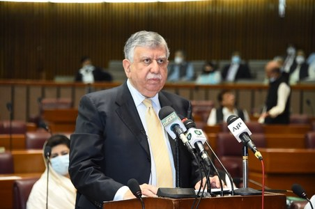 Finance Bill laid in Senate