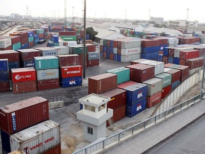 Activities of Karachi Port Trust, Port Qasim