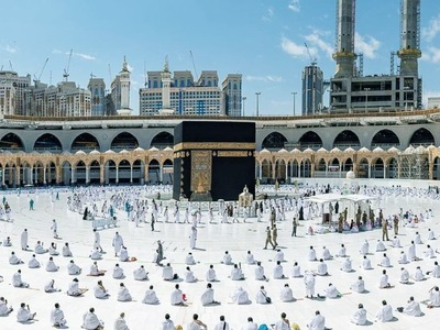 Saudi Arabia bars foreign travellers from Hajj over Covid-19, reports SPA