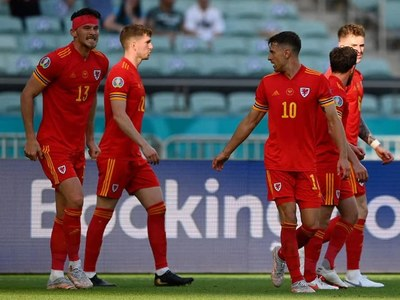 Euro 2020: Wales manages 1-1 draw against Switzerland in Group A clash