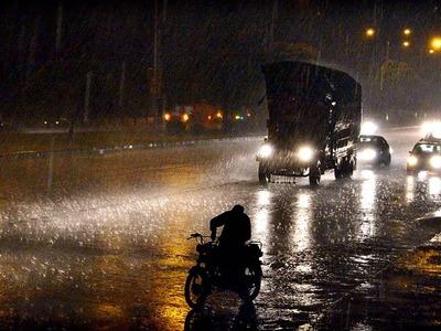 Five die as rain, storms hit several Punjab cities