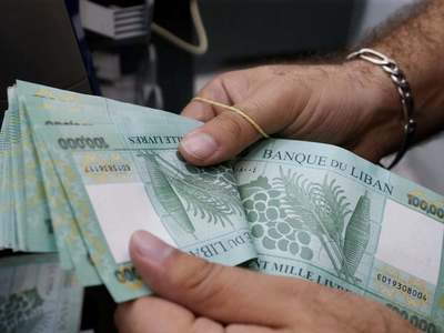 Lebanon currency drops to new low as financial meltdown deepens