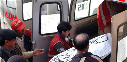 Four labourers die of suffocation in Quetta
