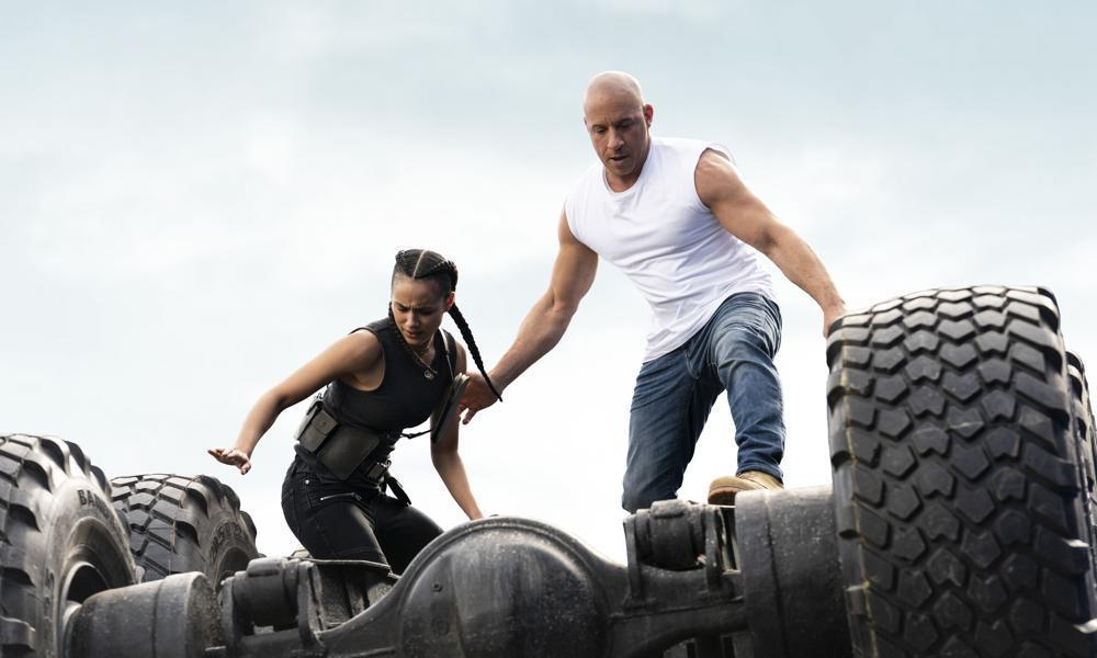 The 'Fast and Furious' saga is coming to an end, says Vin Diesel