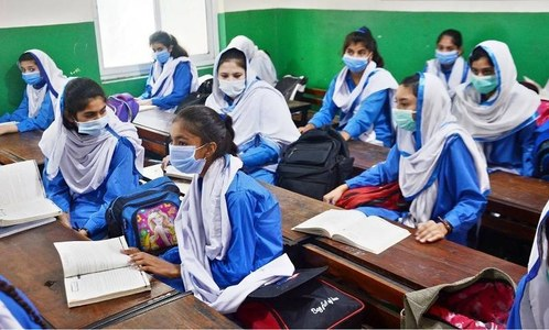 On-campus classes for grades six to eight to resume in Sindh on Tuesday