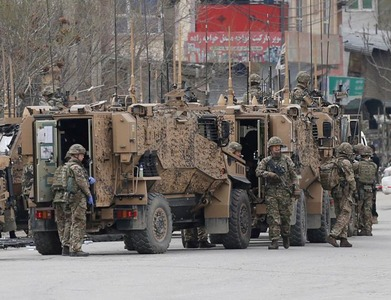 EXCLUSIVE NATO approaches Qatar to seek training base for Afghan forces after withdrawal