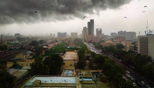 Sindh likely to receive first monsoon spell from June 16, predicts Met office