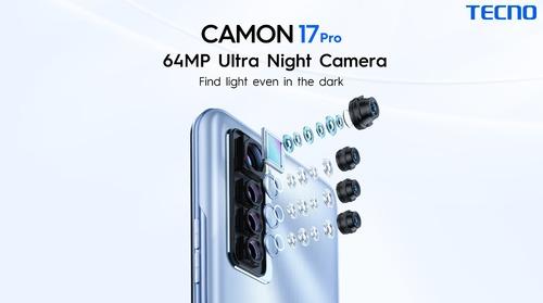 TECNO launches Camon 17 series in a Tech Talk show