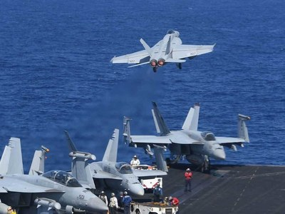 Taiwan reports new record Chinese jet incursion