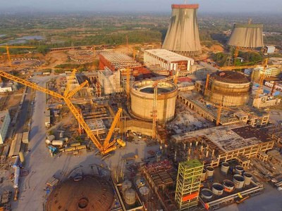 Iraq hopes to build 8 nuclear power reactors by 2030