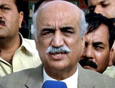 Khursheed, son released on parole to attend funeral