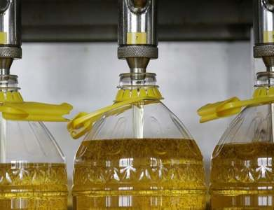 China's edible oil futures plunge
