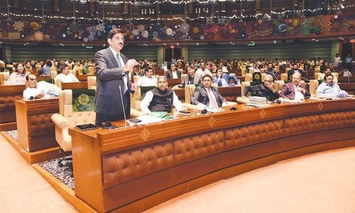 Post-budget press conference: Murad says attention given to poverty alleviation