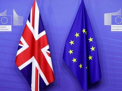Britain asks EU for extension of Brexit 'sausage war' deadline