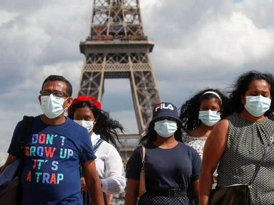 France to end mandatory outdoor masks and Covid curfew
