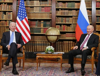 Moscow hails Putin, Biden's commitment to arms control