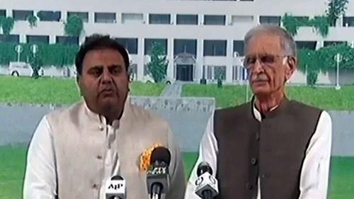 Govt, opposition reach agreement to run NA affairs in orderly manner: Khattak