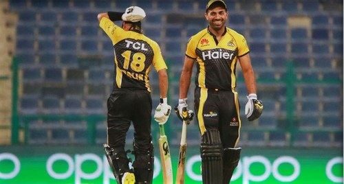 PSL 6 match 26: Peshawar go down fighting after Islamabad post record total
