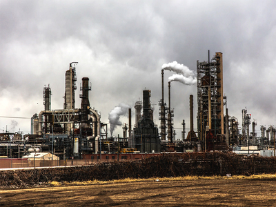 Refineries wanting more - as always